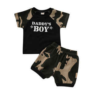 Infant Baby Boy Clothes set - EqualBaby