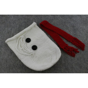 Newborn Christmas Snowman Wrap - EqualBaby