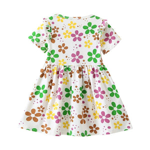 Summer Baby girls dress Kids Toddler Party - EqualBaby