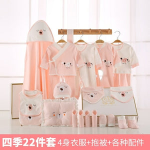 22 Piece/set Baby Clothing Outfits - EqualBaby