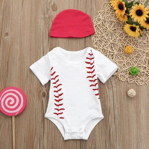 2Pcs Toddler Boys Bodysuits - EqualBaby