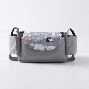 Multifunctional Baby Stroller Hanging Diaper Bag