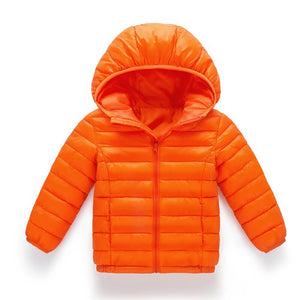 Autumn Winter Boys Warm Jacket - EqualBaby