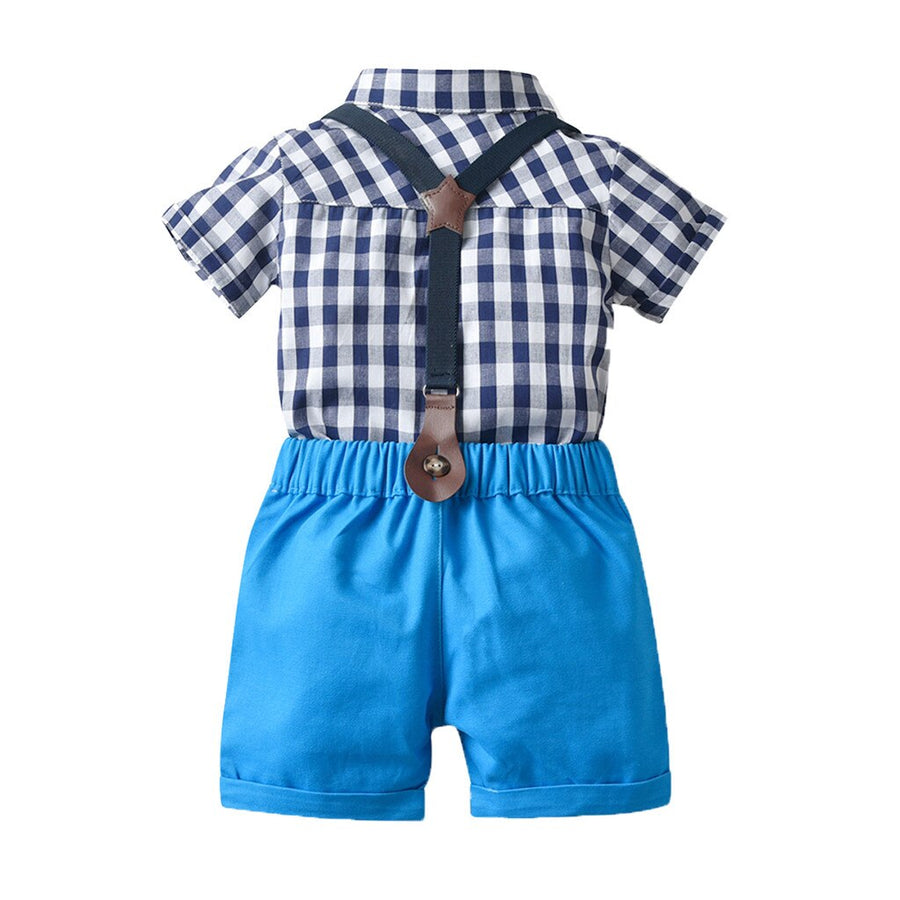 Baby Boys Clothing Sets Cotton - EqualBaby