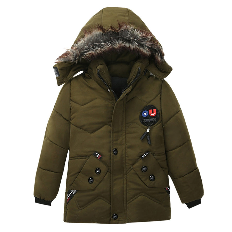 Baby Boys Jacket Autumn Winter - EqualBaby