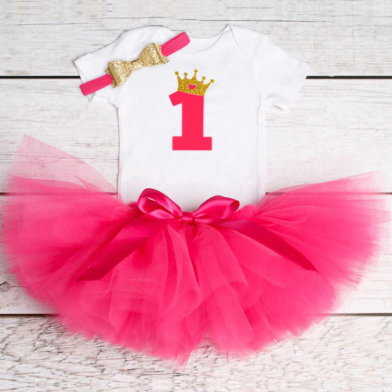 Baby Girl Birthday Party Dress - EqualBaby