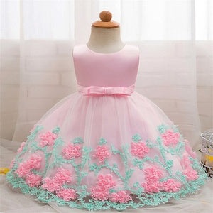 Baby Girl Flower Dress - EqualBaby