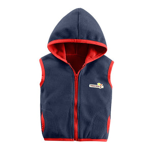 Baby Girl Jacket Winter Hooded - EqualBaby
