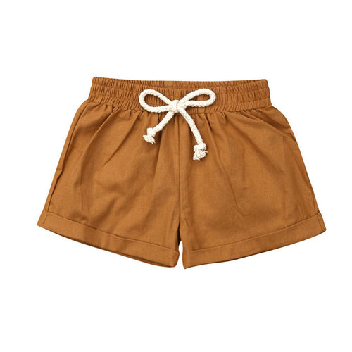 Baby boys Short Summer Children Boy Girl PP Casual - EqualBaby
