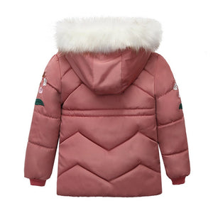 Children Kids Girl Winter Jacket - EqualBaby