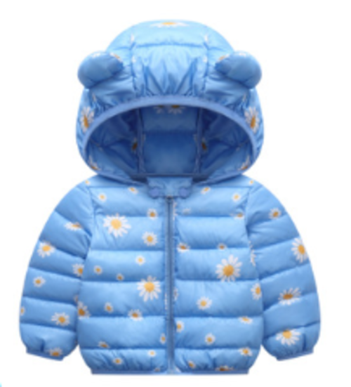 Baby Light Down Jacket - EqualBaby