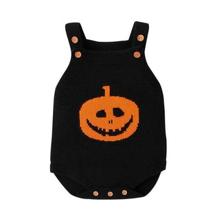 Newborn Baby Knitting Clothes Halloween - EqualBaby