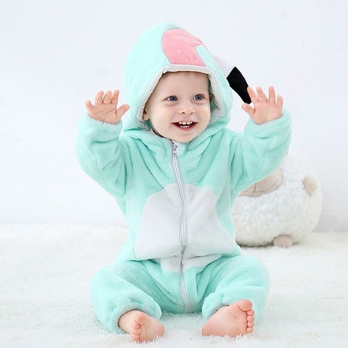 Baby Rompers Animal Jumpsuit - EqualBaby