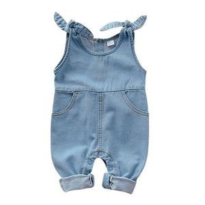 Sleeveless  Jumpsuit - EqualBaby