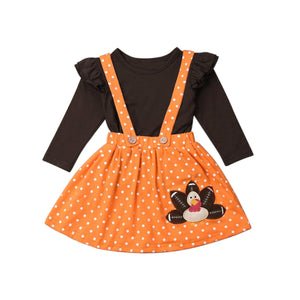 Lovely Toddler Baby Girls Clothes - EqualBaby