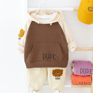 Toddler Baby Clothing Set Candy Color - EqualBaby