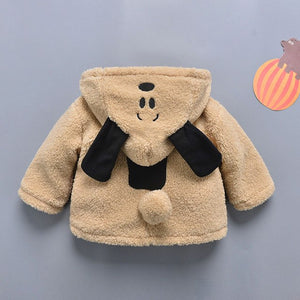 Baby Boy Winter Jacket - EqualBaby