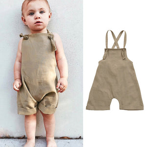 New Toddler Kids overalls Baby Boys Overall Harem - EqualBaby