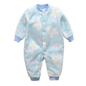 Newborn Infant Baby Jumpsuits Long - EqualBaby
