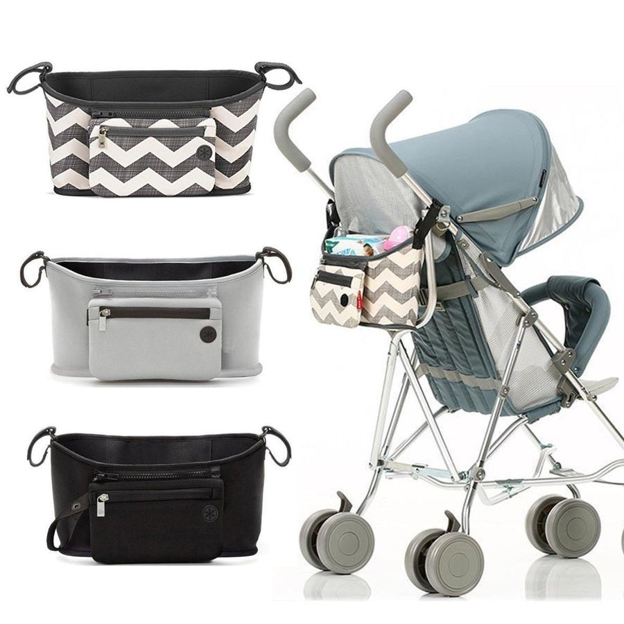 Pushchair Baby Accessories Bag Changing Pram - EqualBaby