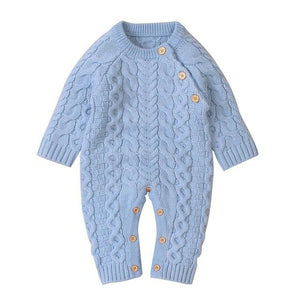 Sodawn Baby Boy Winter Jumpsuit - EqualBaby