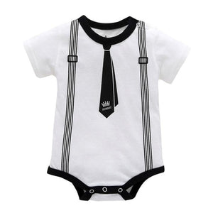 Toddler Infant Kids Baby Boy rompers Printing - EqualBaby