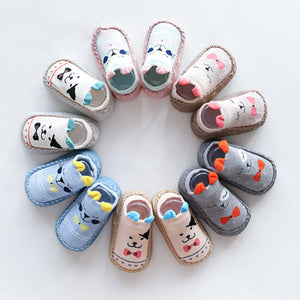 Baby Socks With Rubber Soles - EqualBaby