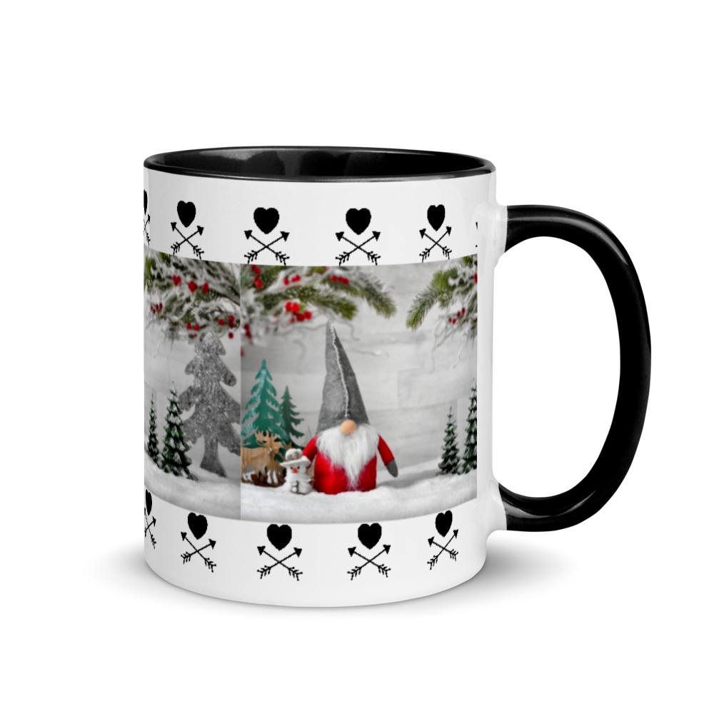 Live Learn Grow To Teach Little Helper Christmas Mug