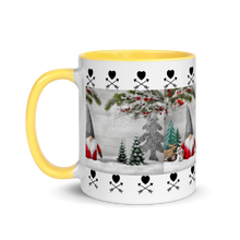 Load image into Gallery viewer, Live Learn Grow To Teach Little Helper Christmas Mug