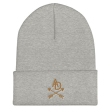 Load image into Gallery viewer, Anointed Designer Cuffed Beanie
