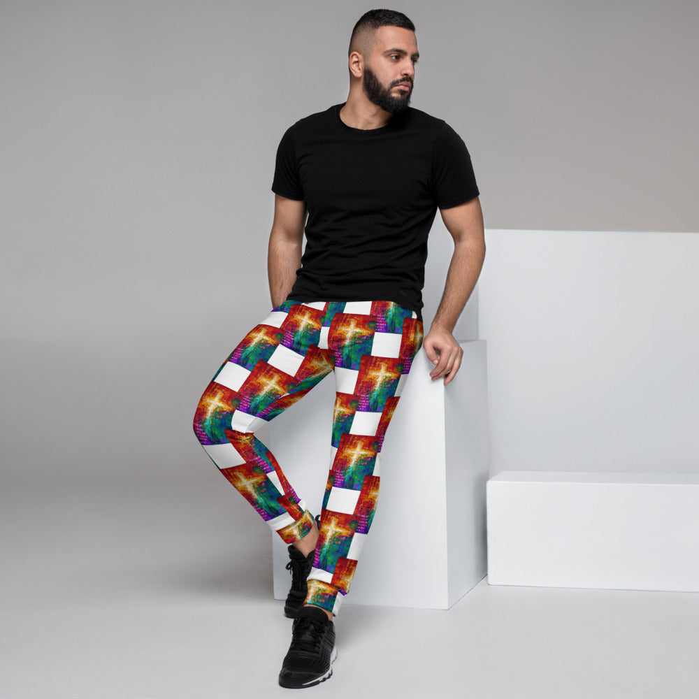 Anointed Designer-Men's Joggers