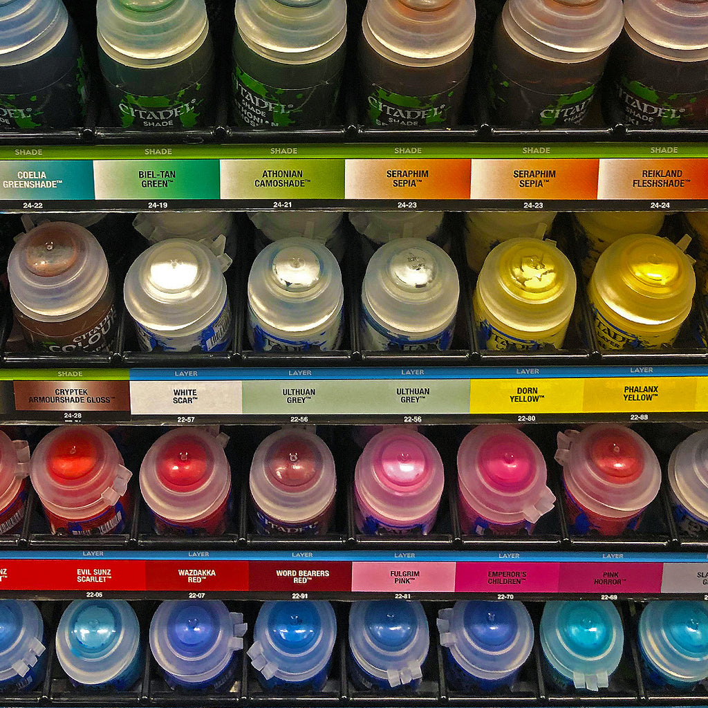 Paint & Hobby Supplies