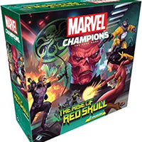 MARVEL CHAMPIONS RISE OF RED SKULL CAMPAIGN EXPANSION