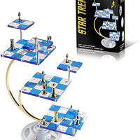 STAR TREK CHESS SET