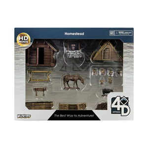 HOMESTEAD 4D SETTING