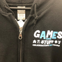 GAMES & STUFF 2020 HOODIE PAIGE PUMPHREY (SMALL)