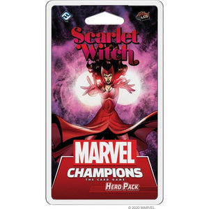 MARVEL CHAMPIONS: SCARLET WITCH HERO PACK