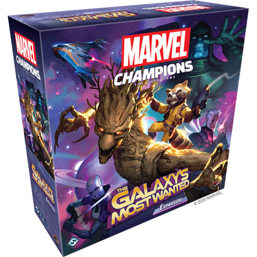 MARVEL CHAMPIONS: THE GALAXY'S MOST WANTED