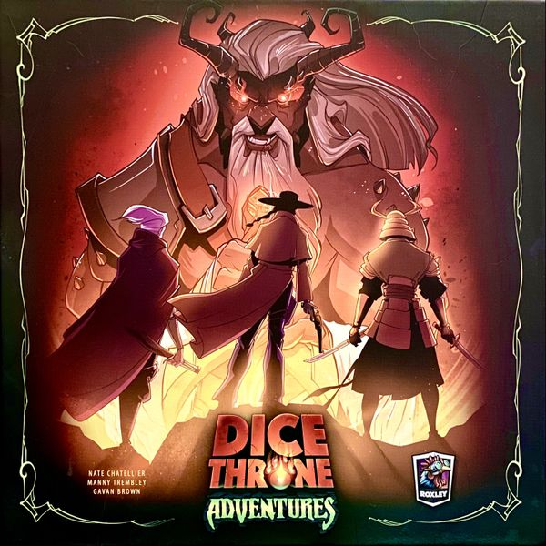DICE THRONE ADVENTURES