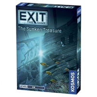 EXIT SUNKEN TREASURE