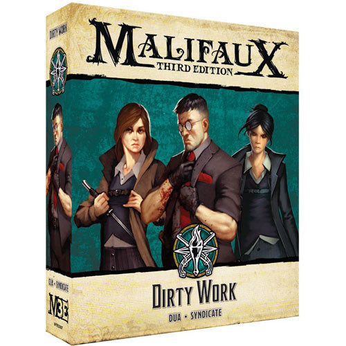 MALIFAUX: DIRTY WORK