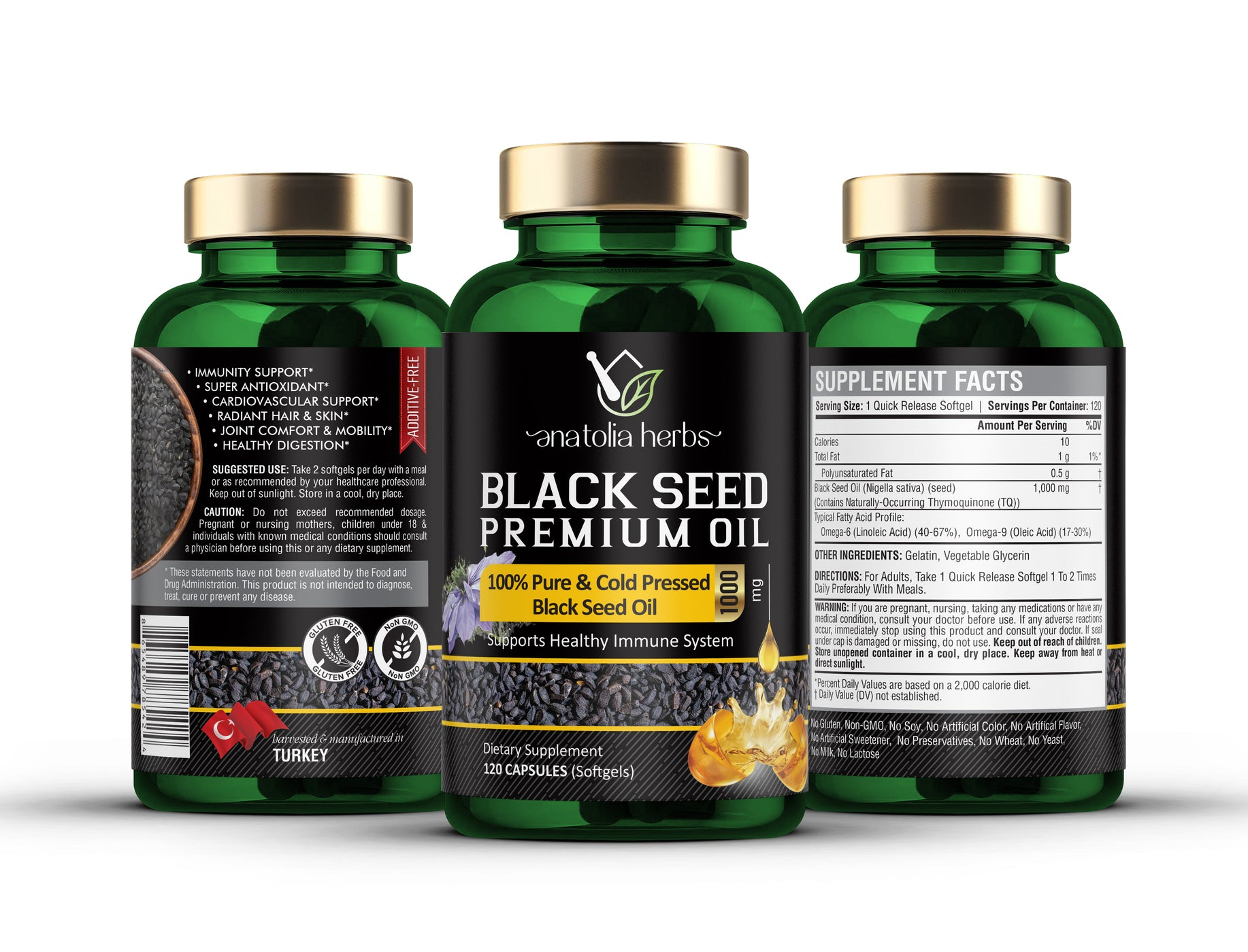 wholesale black seed oil