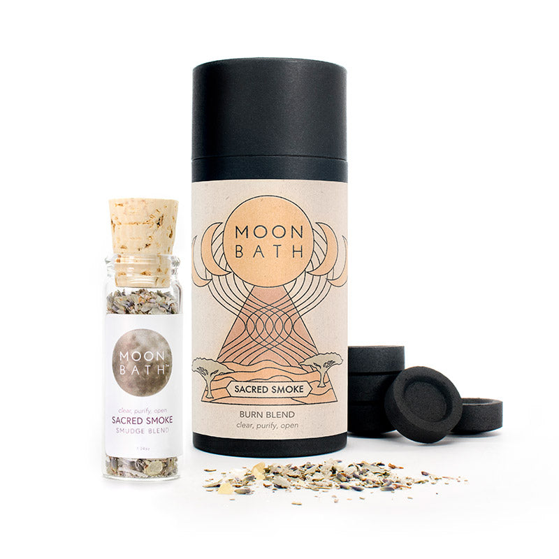 Moon Bath Sacred Smoke