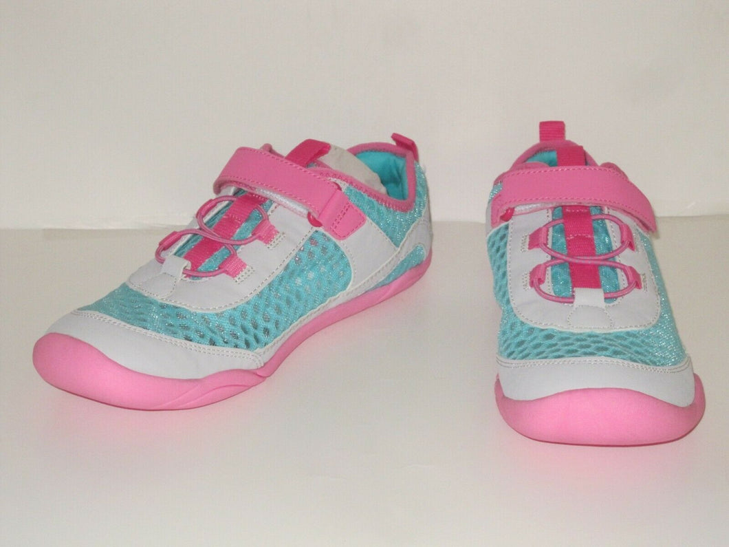 LANDS END YOUTH WATER SPORT SHOE - US 7 MEDIUM  /UK 9 / EU 27 -NEW WITH BAG!