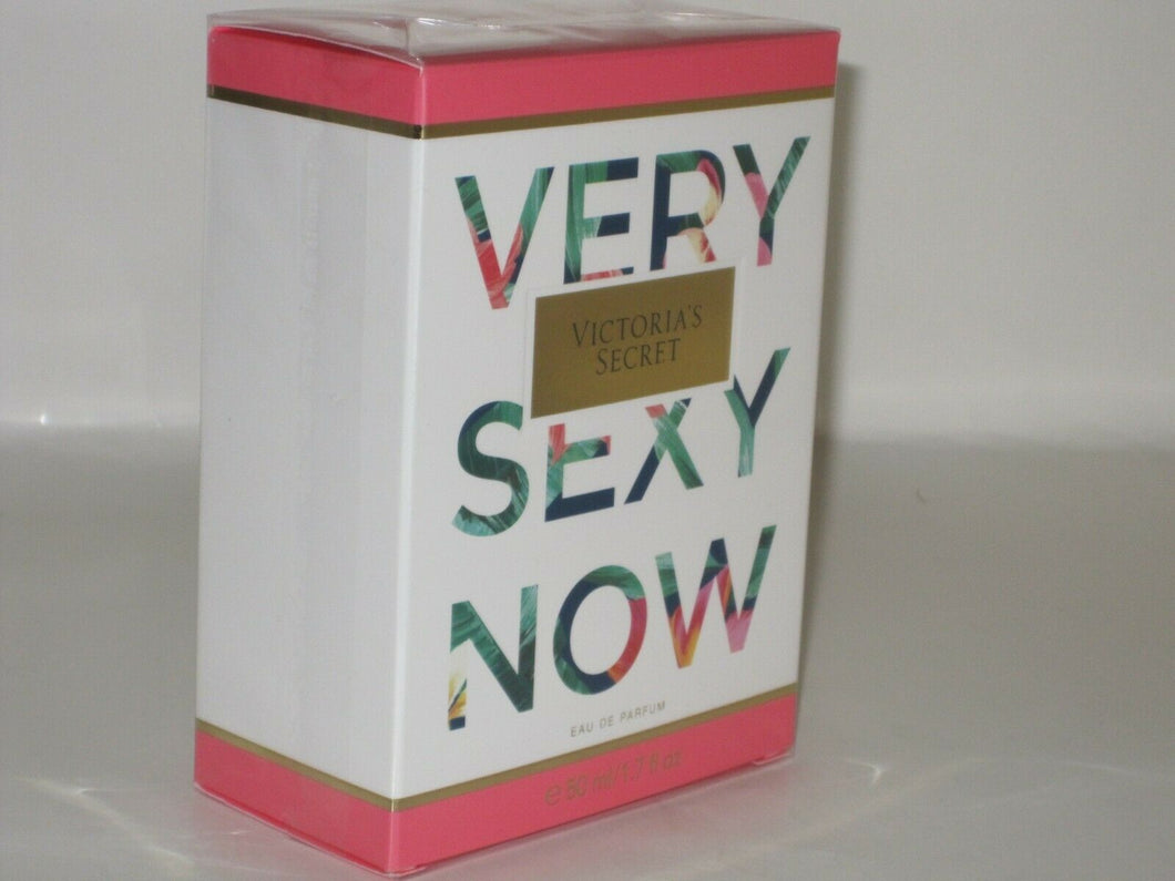 VICTORIA'S SECRET VERY SEXY NOW -LIMITED EDITION-EAU DE PARFUM SPRAY 50 ml. NEW!