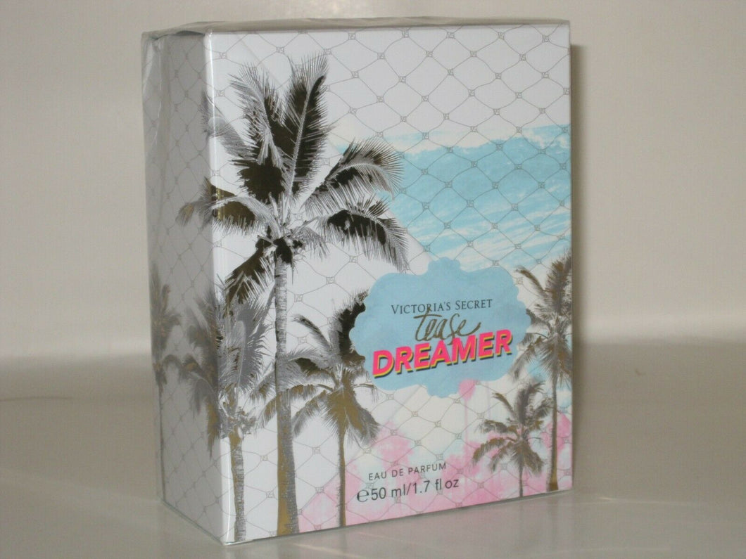 VICTORIA'S SECRET TEASE DREAMER EAU DE PARFUM SPRAY 50 ml. SEALED BOX -NEW!