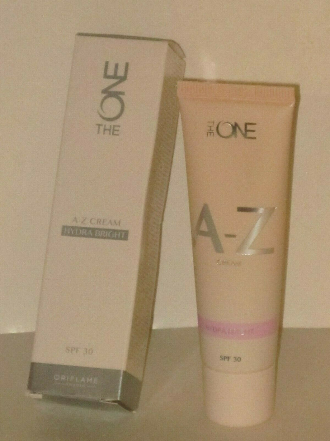 ORIFLAME SWEDEN THE ONE A-Z CREAM HYDRA BRIGHT SPF 30 - # NUDE 30 ml NEW!