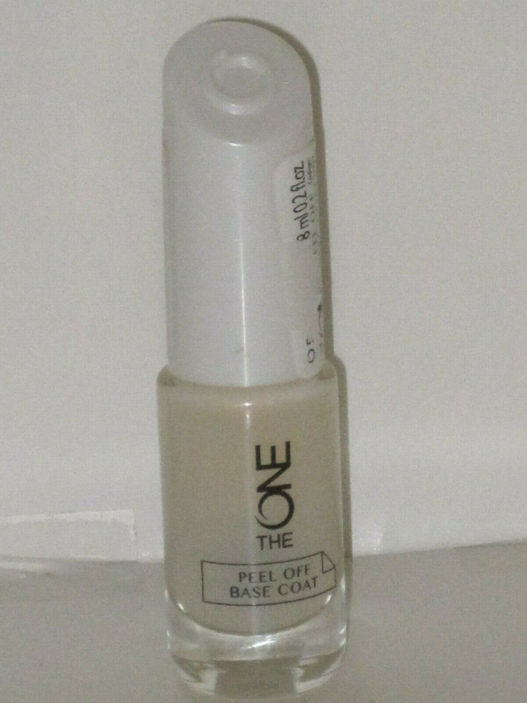 ORIFLAME SWEDEN THE ONE PEEL-OFF BASE COAT  8 ml./ 0.2 fl.oz. NEW!