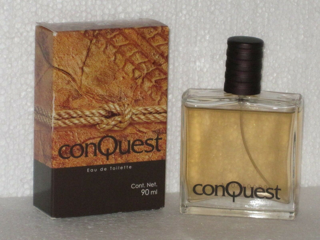 KIOTIS PARIS CONQUEST (WOODY/CHYPRE) EDT FOR MEN  90 ml. NEW WITH BOX!