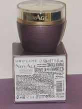 Load image into Gallery viewer, ORIFLAME SWEDEN NOVAGE ULTIMATE LIFT ADVANCED LIFTING DAY CREAM SPF 15- 50ml.NEW